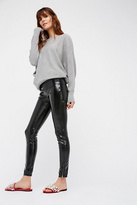 Blank NYC Patent Vegan Leather Leggings by at Free People