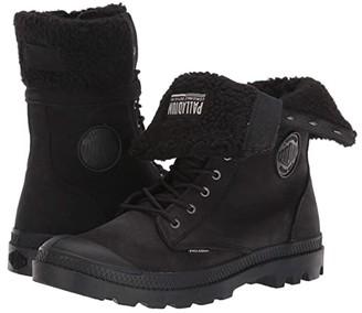Palladium Baggy Pilot WT (Black/Black) Women's Shoes