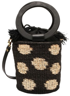 Aranaz Polka bucket bag