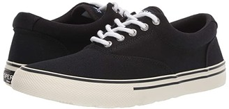 Sperry Striper Storm CVO Canvas (Black) Men's Shoes