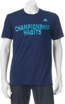 "adidas Big & Tall Championship Habits"" Performance Tee"