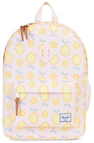 Herschel Supply Co Heritage Youth Lemon Drop Backpack