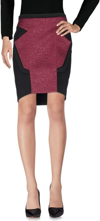 A-Lab Milano Knee length skirts