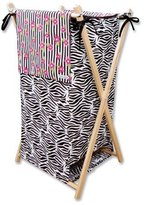 Trend Lab Collapsible Hamper, Zahara by