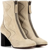 Chloé Exclusive to mytheresa.com suede ankle boots