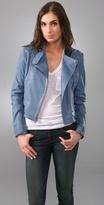 JJ Leather Jacket