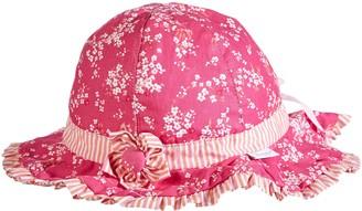 Sterntaler Baby Girls' Hut Hat