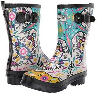M&F Western Kylie (Multi) Women's Rain Boots