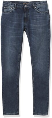 Nudie Jeans Women's Skinny Lin Black Yard 30/32