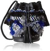 Antik Batik Women's Kilan Shoulder Bag Blue