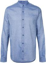 YMC 'Bootboy' chambray shirt - men - Cotton - S