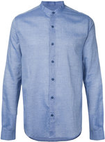 YMC 'Bootboy' chambray shirt