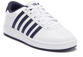 K-Swiss Varsity Court Pro Leather Sneaker - Wide Width Available (Big Kid)