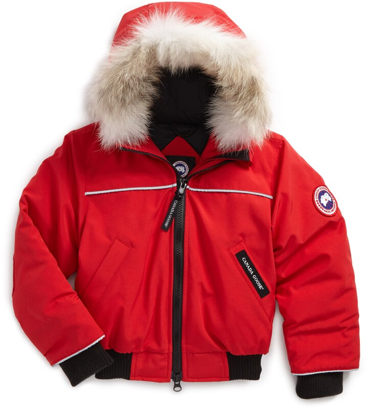 43d82ade4 Canada Goose Red Kids' Clothes - ShopStyle