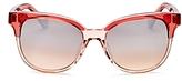 Kate Spade Arlynn Mirrored Cat Eye Sunglasses, 52mm