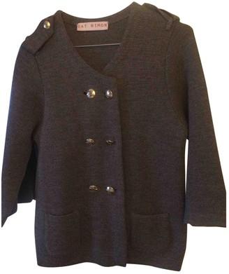 Gat Rimon Khaki Wool Knitwear