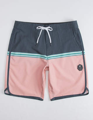 VISSLA Dredges Charcoal Mens Boardshorts