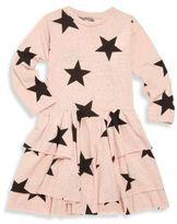 Nununu Toddler's & Little Girl's Ruffled Dress