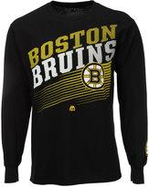 Majestic Men's Boston Bruins Building Strategy T-Shirt