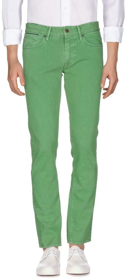 Incotex Denim pants - Item 13014147
