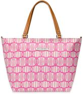 Petunia Pickle Bottom Altogether Hula Hoop Tote in Pink