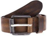 Diesel Blaserr Belt Olive Night