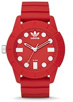 adidas 'ADH-1969' Quartz Plastic and Silicone Casual Watch, Color:Red (Model: ADH3104)