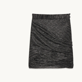 Maje Short skirt with draped effect