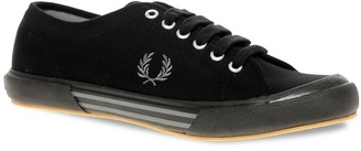 Fred Perry Canvas Tennis Plimsolls