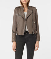 AllSaints Atkinson Leather Biker Jacket