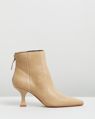Mng Waves Ankle Boots