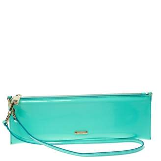 Burberry Green Patent leather Clutch bags