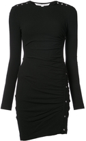 Veronica Beard Ruched Mini Dress