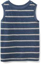 Old Navy Striped Muscle Tank for Toddler Boys