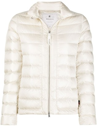 Woolrich Quilted Down-Padded Jacket