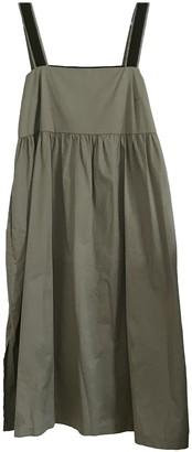 Hatch Khaki Dress for Women