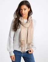 Marks and Spencer Sparkle Pashminetta Scarf