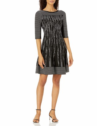 Nic+Zoe Women's Dashing Out Twirl Dress