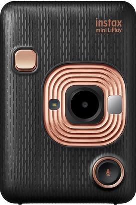 Instax Mini By Fujifilm Instax Mini LiPlay Hybrid Instant Camera - Elegant Black