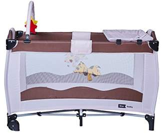 Star Ibaby AC002 Sleep & Play Folding Travel Crib