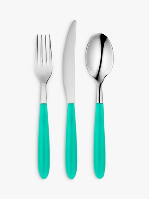 John Lewis & Partners Vero Cutlery Set, 6 Place Settings