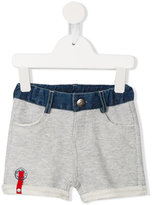 Lapin House patchwork shorts