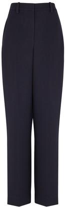 3.1 Phillip Lim Navy straight-leg trousers