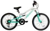 Falcon Emerald Kids 20 Inch Full Suspension Bike