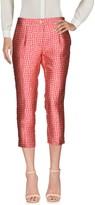 Manila Grace 3/4-length shorts - Item 36984078