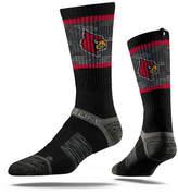 Strideline Louisville Cardinals Crew Socks Ii