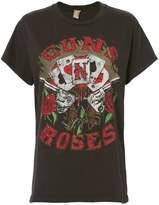 Madeworn Guns N' Roses Poker T-Shirt