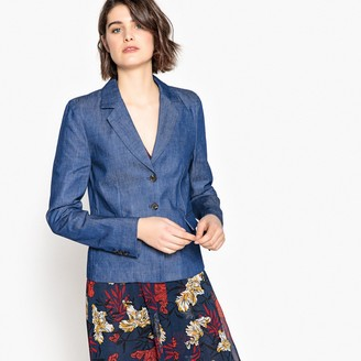 La Redoute Collections Denim Blazer