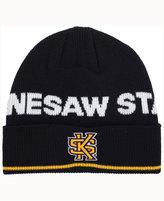 adidas Kennesaw State Owls Coach Cuffed Knit