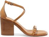 Michael Kors Madie leather sandals